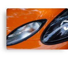 The art of the car: Lotus 2005 Elise >  Canvas Print