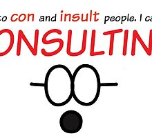 Consulting v2 by LarrysArt