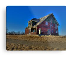 Prairie Manor Metal Print
