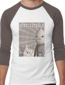 Unacceptable: Castle Lemongrab Men's Baseball ¾ T-Shirt