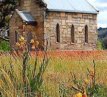 Lilliputian Church Piccadilly Valley Adelaide.  by patapping