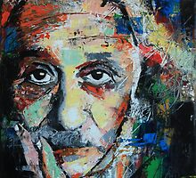 Albert Einstein by richardday