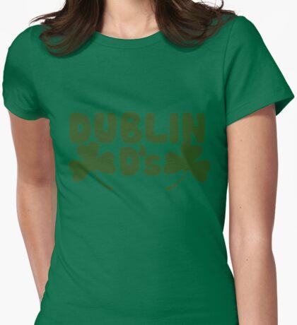 Dublin D's Womens Fitted T-Shirt
