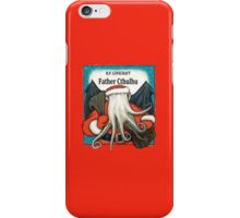 Father Cthulhu iPhone Case/Skin