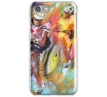 Le Tour De France Madness iPhone Case/Skin