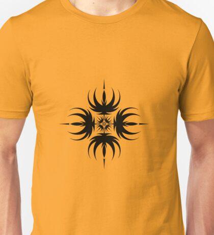 Fractal Pattern Unisex T-Shirt