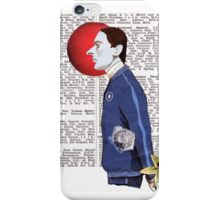 Postman iPhone Case/Skin