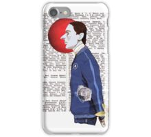 Postman iPhone Case/Skin
