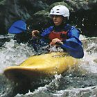 White Water Rafting by clizzio