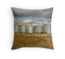 Odd One Out Throw Pillow