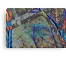 Astratto 10 Canvas Print