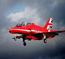 2015 Red Arrows  by J Biggadike