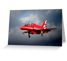 2015 Red Arrows  Greeting Card