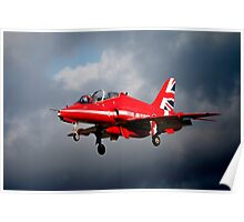 2015 Red Arrows  Poster