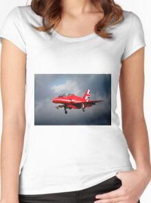 2015 Red Arrows  Women's Fitted Scoop T-Shirt