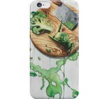 VerdeSperanza iPhone Case/Skin