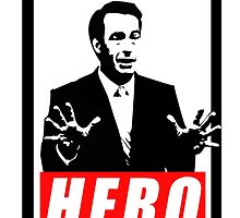 Better Call Saul - Hero by Georg Bertram