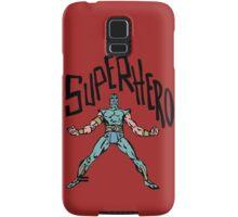 Superhero Samsung Galaxy Case/Skin