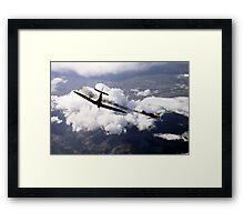 Spitfire Kill Framed Print