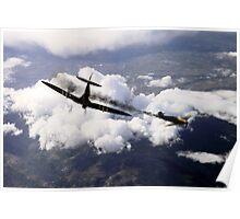 Spitfire Kill Poster