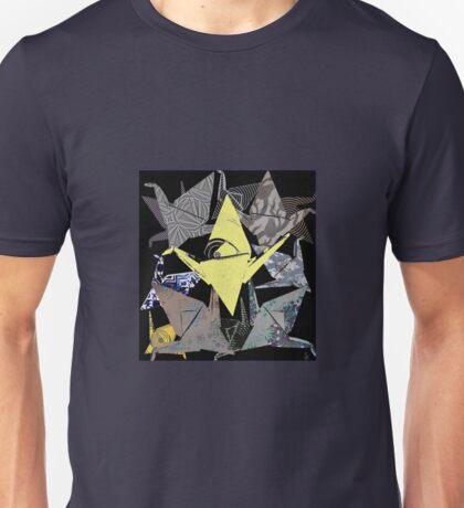 The Golden Crane Unisex T-Shirt