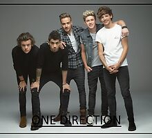 One direction by Elisa1D