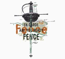 Ready…Fence! T-Shirt