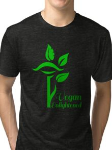 Vegan Enlightened Tri-blend T-Shirt