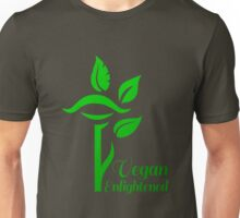 Vegan Enlightened Unisex T-Shirt