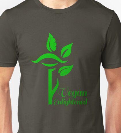 Vegan Enlightened Unisex T-Shirt