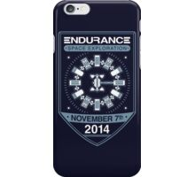 Endurance Space Exploration iPhone Case/Skin