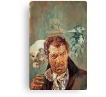 VINCENT PRICE: TALES FROM THE DARKNESS #3 Canvas Print