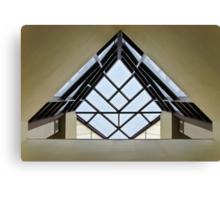 Directional Symmetry Canvas Print