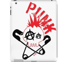 Skull Punk iPad Case/Skin