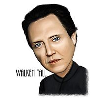 Walken Tall Photographic Print