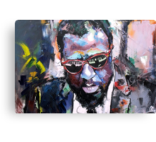 Thelonious Monk Canvas Print