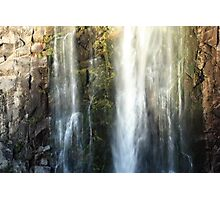 Feather Falls Photographic Print