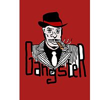 Gangster Photographic Print