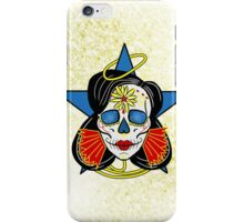 Wonder Woman Sugar Skull iPhone Case/Skin