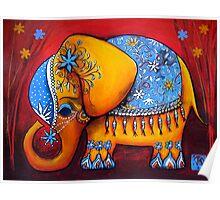 The Littlest Elephant Poster