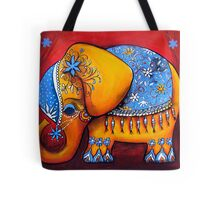 The Littlest Elephant Tote Bag