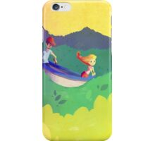 Off to sea iPhone Case/Skin