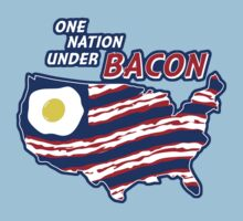 One Nation Under BACON by David Sanders