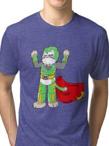 Luchat Libre Tri-blend T-Shirt