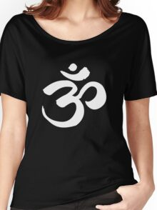 Om Women's Relaxed Fit T-Shirt