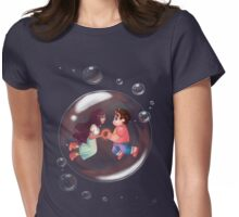 Steven Universe : Bubble Buddies Womens Fitted T-Shirt