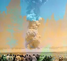 Nuclear Testing: Operation Teapot  by xSamanthaDolan