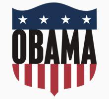 obama : stars & stripes by asyrum
