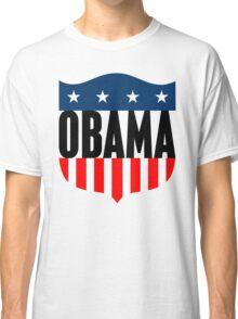 obama : stars & stripes Classic T-Shirt