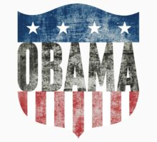obama : stars & stripes by asyrum
